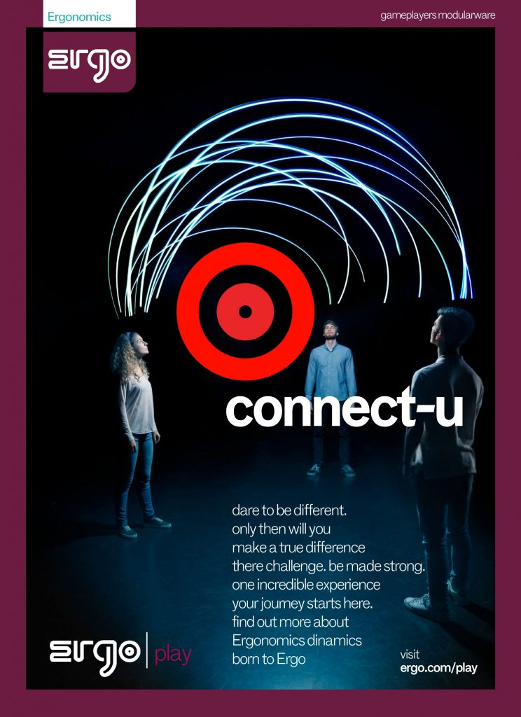 Ergonomics Brand Ad4
