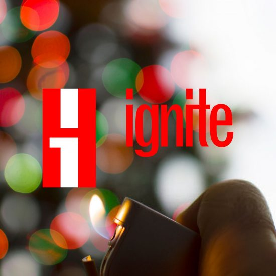 IGNITE logo color